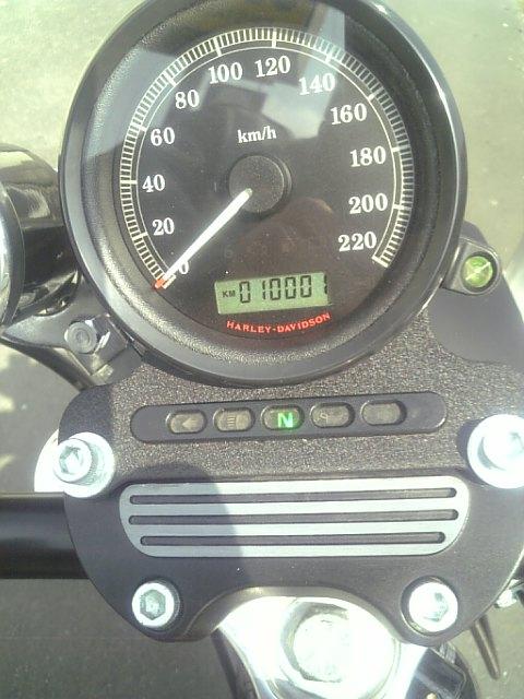 ハーレー10000<br />  Km